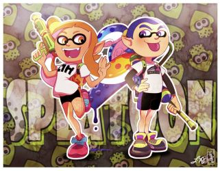 COLLAB Inklings by YAMsgarden