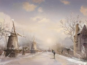 Holland by SoulcolorsArt