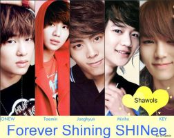SHINee by inuyasha-xoxo