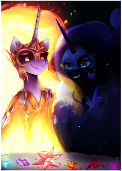 [MLP] This Is The End! by NutellaAkaNutella
