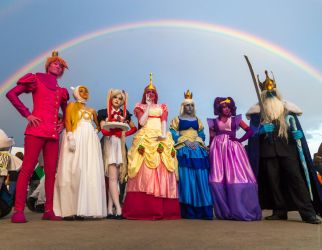 Adventure time (IS NOT PHOTOSHOP) by CsouzaPhotography