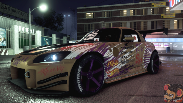 Gaby's Ride (Finale For NFS 2015) - 1/4 by SheiCarson