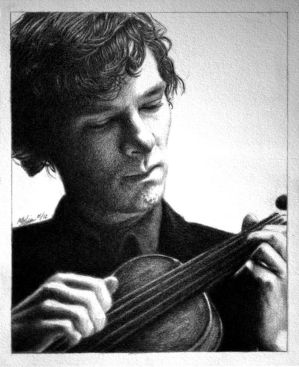 The Sound of Romance [Sherlock x Musician!Reader] by LonelyPeony on