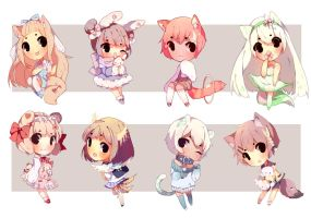 Cheeb Batch 2 by Pixiescout