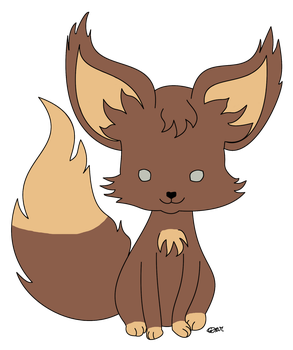 Puppy Foxlike Base Art Free to Use (Open) by TaoCesar