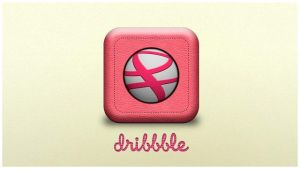 Dribbble Icon by Macuser64