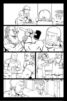 Dwarf Project-Page 2 by SeqArtMark