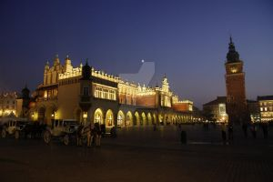 Cracow by kulfoniasty
