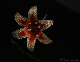 Lily hair accessorie by larijone