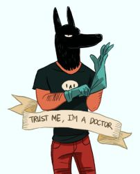 Trust Me I'm A Doctor by tohdraws