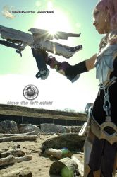 Warrior Goddess Cinematic Action (GIF) by MistMana