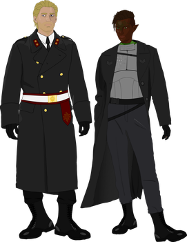 Some more Inquisition uniforms by firelord-zuko