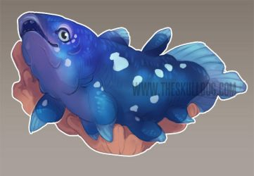 Coelacanth by skulldog