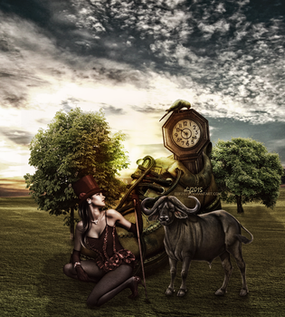 No Time For Logic by EliF2015