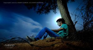 What is the cause of my sorrow by ahmed-Alsheme