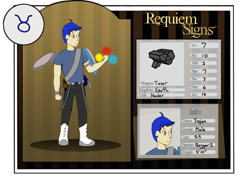 Requiem Signs App: Trojan by Jolteon-of-Doom