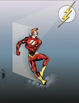 The Flash by hypolitus