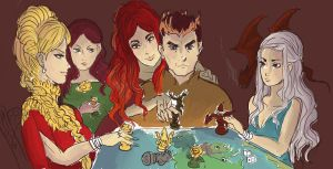 A Game of Thrones by ckt