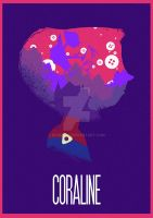 The Many Faces of Cinema: Coraline by Hyung86