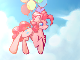 [DTA] Laughing In The Sky by NovaBytes