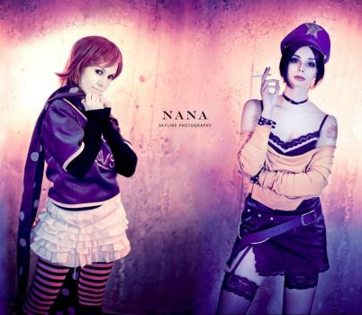 NANA by IsilielCosplay