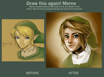 Before and After by Firedblue