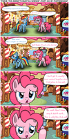 Comic:''Pinkie, this doesn't count as science'' P2 by Photonicsoup