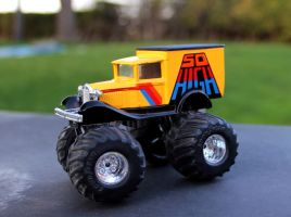 Ford Monster Truck by boogster11