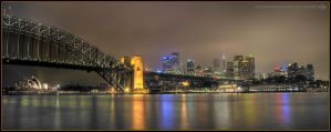 Sydney HDR by SnipePhotography