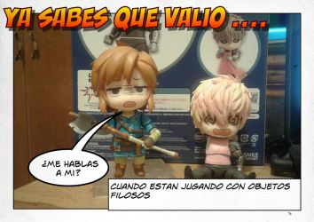 Ya Sabes Que Valio 11 by angelguardian9