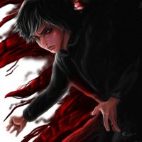 Haise Sasaki Tokyo Ghoul Re: by gscratcher