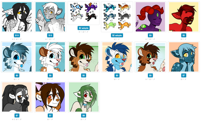 OPEN ADOPTS ~lowered prices~ by Kotchicat