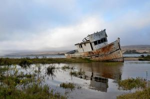 Wreck Ship by esee