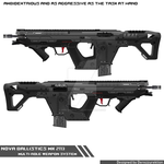 Nova Ballistics Mk 2113 Updated by DeRezzurektion