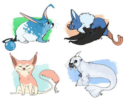 Pokes by Susiron