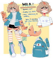 Mila by Madomii
