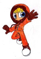 Kenny McCormick by ProfessorDestruction