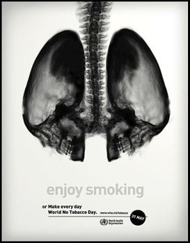 NO TOBACCO POSTER 2012 by gartier