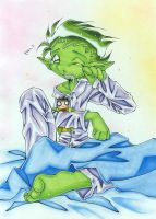 look its beast boi aaw by nk-chan