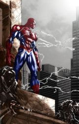 spiderman by ParkourShadow