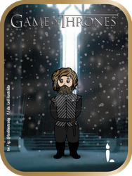 Tyrion Lannister - Game of Thrones. by Ledilustrado