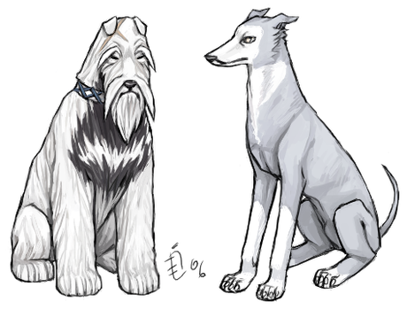 Bleach Doggies 17 by emlan