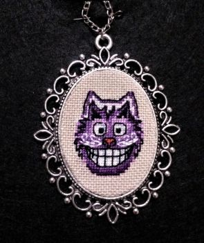 How to catch Cheshire Cat? by elfiewinds