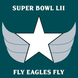 Star Emblem (Philadelphia Eagles Version) by StarEmblem97