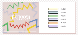 1st Pack [ swatches ] by tropicsong