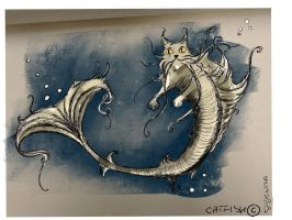 Catfish by ArtisanCreativeArts