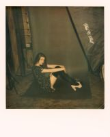 Cool it! polaroid by Queen-Kitty