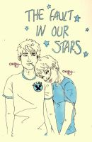 Oh, The Fault in Our Stars by Pinkie-Perfect