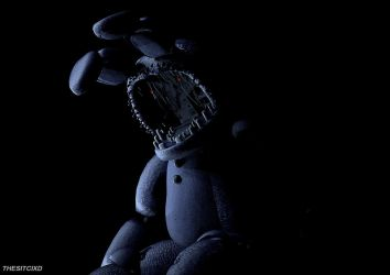 Withered Bonnie (SFM) by TheSitciXD