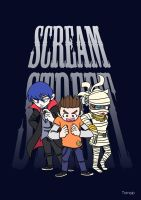 Scream Street by Ljoewing